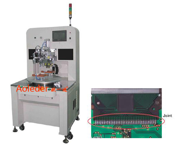 CWPP-2A,FPC Heat Pluse Soldering Machine Manufacturer