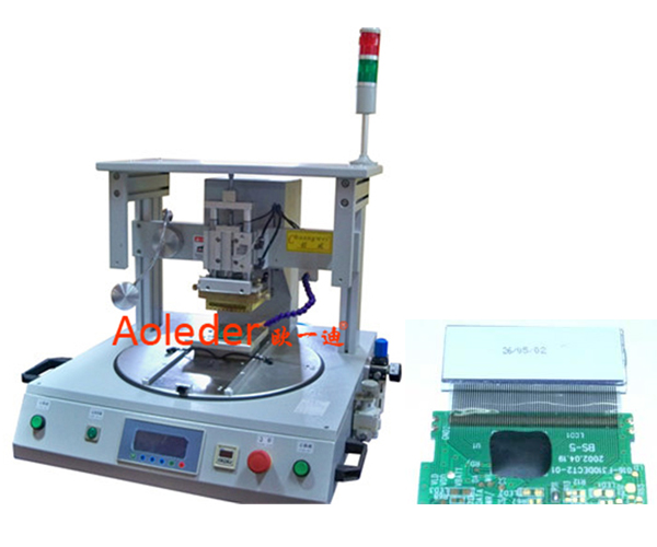 Hot Bar Soldering Machine for FPC/FFC/HSC With LCD Display,CWPC-1A