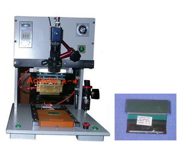 Hot Bar Soldering Machine,High Density Wire Soldering FPC,FFC,TAB,TCP,LCD Soldering,CWHP-1S