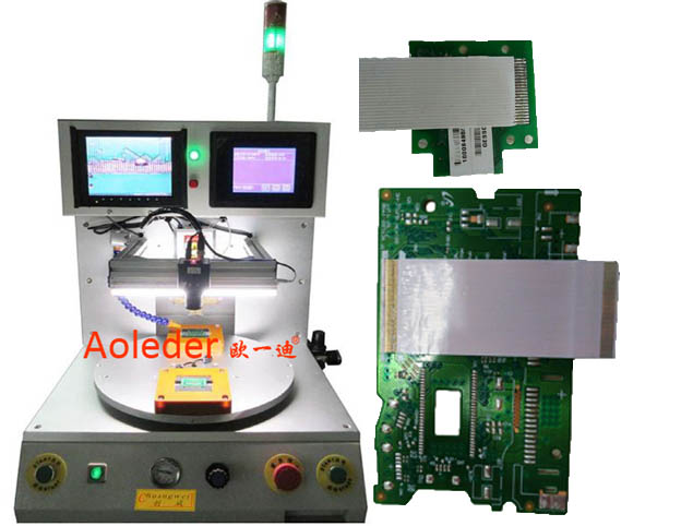 Thermode Head Bonding Hot Bar Soldering Equipment With PID Temperature Control,CWPC-3A