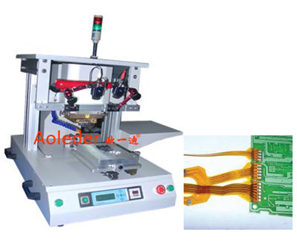 CWPP-1A  Hot-bar Soldering Machine,FPC Hotbar Solder Machine, FFC Hot Bonder Machine