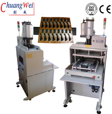 Highly Automatic Rigorous Flex PCB Punches with Custom 10-30T Punching Force,CWPE