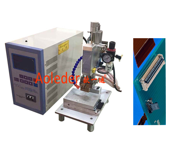 Floating thermode LCD display Bonding Mahcine,CWPDY