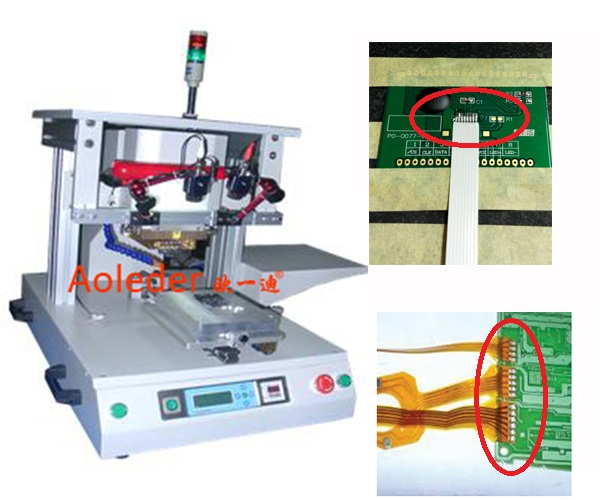 Automated Professional Hotbar Soldering Machine,CWPP-1A