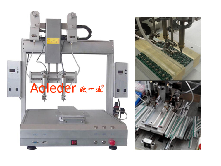 Introduction to Robotic Soldering Machine,CWDH-321