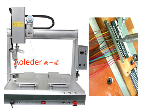 Wire Robotic Soldering Equipment,CWDH-412