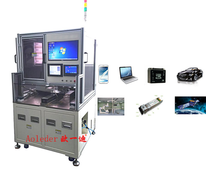 Laser Solder Paste Scanning Tin Soldering Machine,CWLS-P