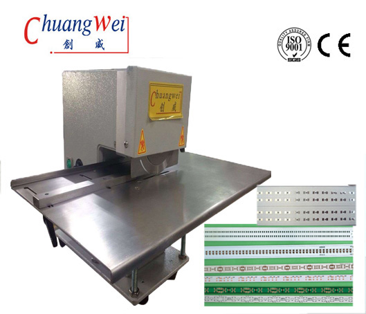 PCB Depaneling With V-cut PCB Cutting Thickness 0.8-3.0mm,CWVC-1SJ