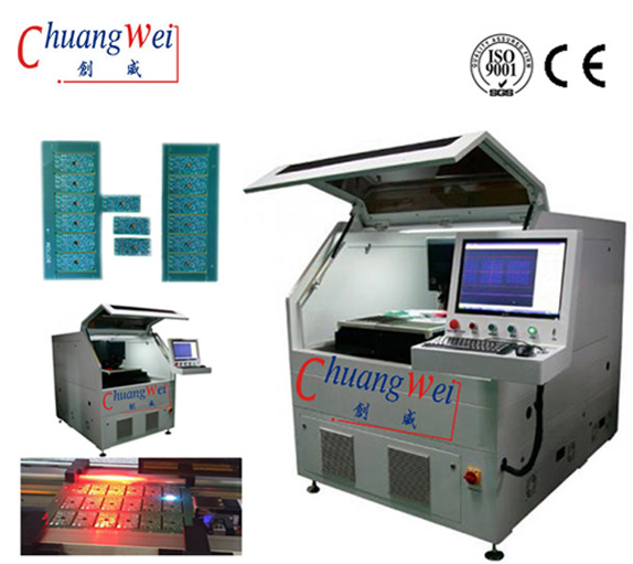 Separator for Pcba-PCB | FPC Laser Depaneling Machine ,CWVC-5S