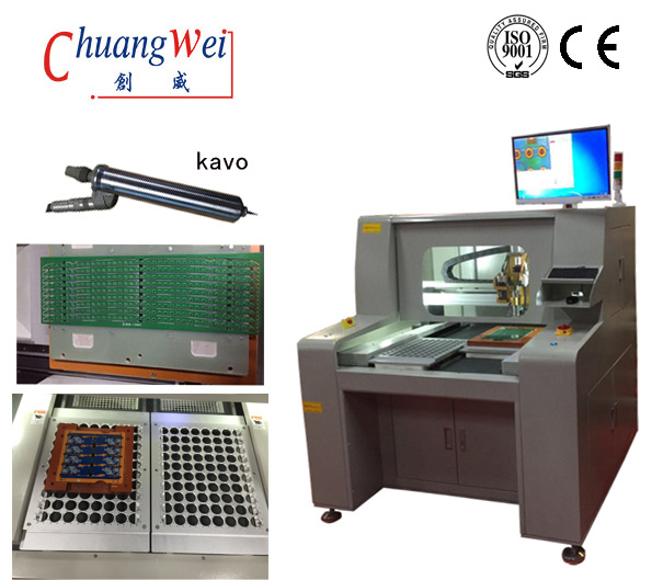 Router Pcb Separator,Pcb Rourted Cutting Machine,CW-F04