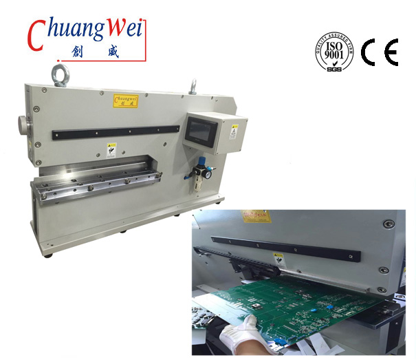PCB Separator with V Groove,Pcb Depaneling Equipment For SMT Assembly Line,CWVC-480