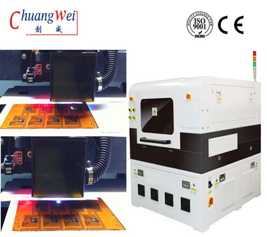 FPC Laser Depaneling for Fpc Cutting,CWVC-5L
