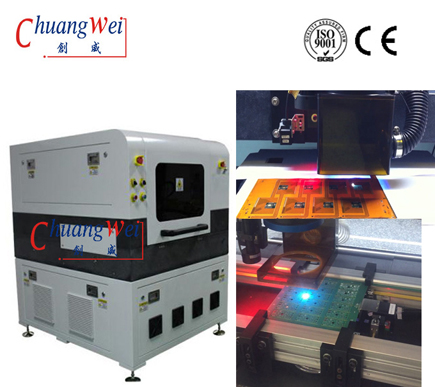 Printed Circuit Board (PCB) Depaneling Machinery,CWVC-5L
