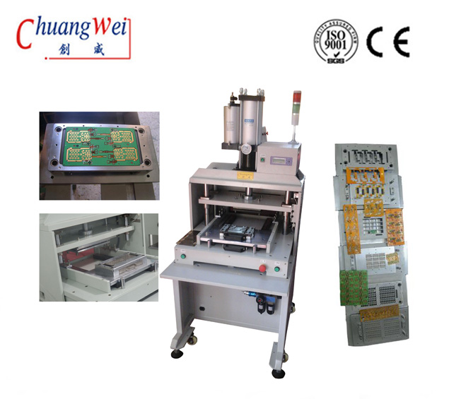 SMT Assembly Punch Equipment Pcb Assembly Machine For Flex Boards,CWPE