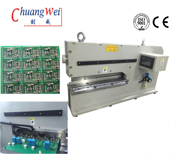 PCB Cutting Machine/PCB Separator PCB Depanelizer/LED Strip Separator,CWVC-480