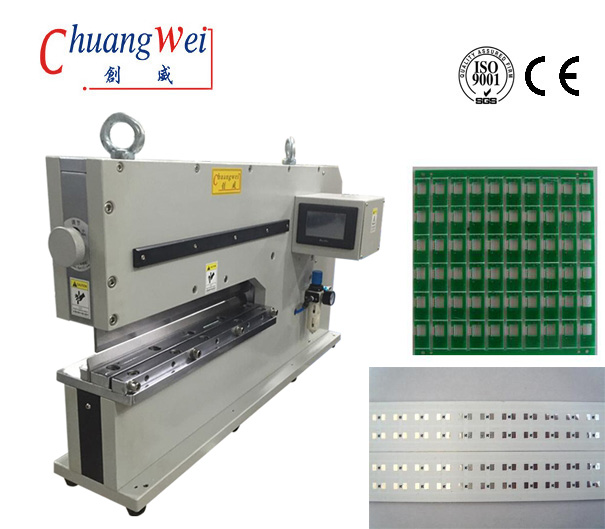 China Cutting Machine Depaneling Machine Saparator for PCB Supplier,CWVC-480