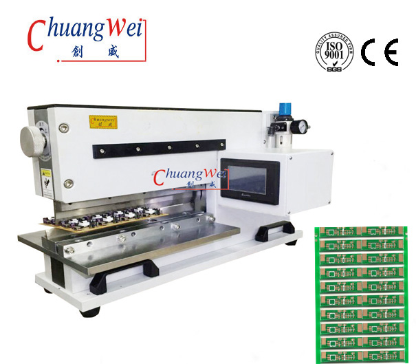 V-Cut PCB Depaneling Machine Sub Board Machine For PCB & MCPCB,CWVC-330