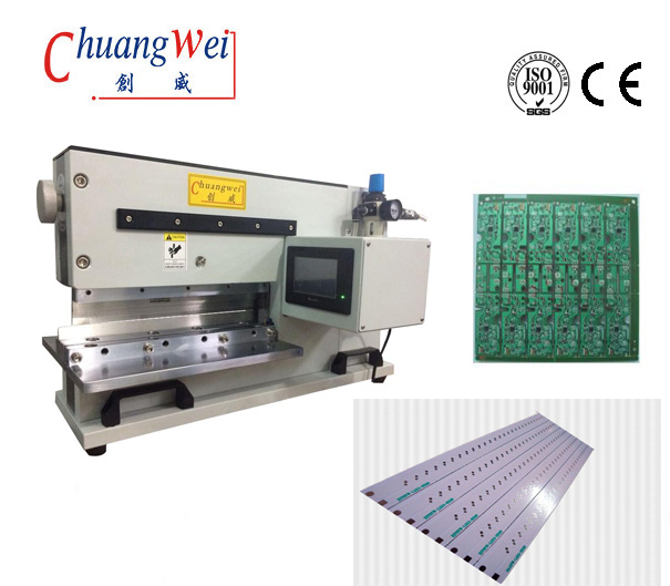 Automatic Pneumatic Type V-Cut PCB Separator Cutting PCB,CWVC-330