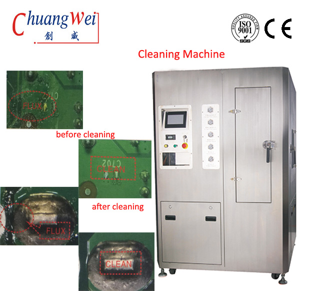 High Accuracy SMT Stencil Printing Machine for PCB Board,CW-800
