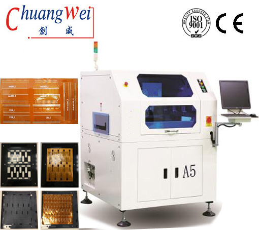 FPC Solder Paste Printer, FPC Screen Printing Machine,CW-A5