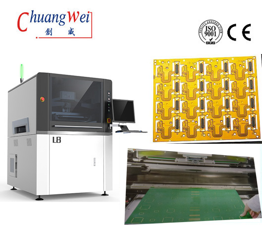 China Professional SMT Solder Paste -FPC Screen Printing Equipment,CW-L8