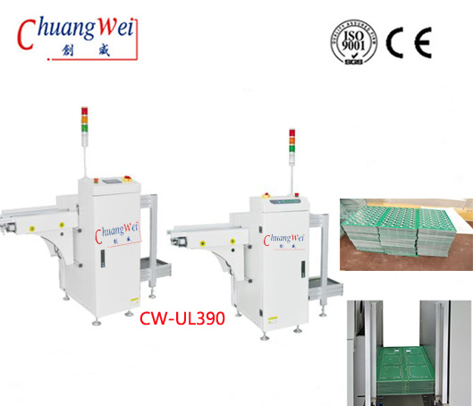 Auto Unloader-Automatic Dual Track unloader,CW-UL390