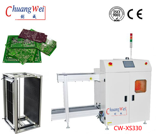 Automatic PCB loader-SMT loader for PCBS,CW-XS330