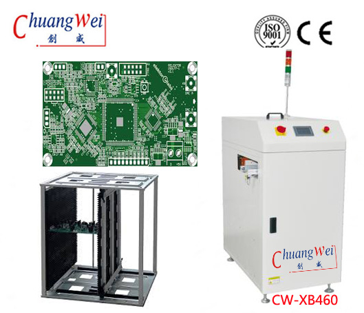 Vacuum Loader for Aluminum PCB PWB,CW-XB460