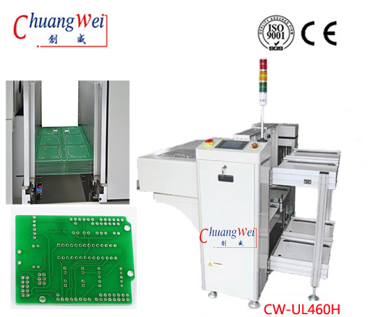 Unloading-CW-UL460H Automatic Dual Track Unloader