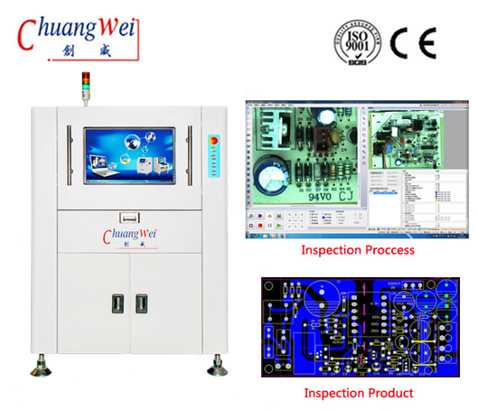 2017 Global Automatic Optical Inspection for PCB Market,CW-B586