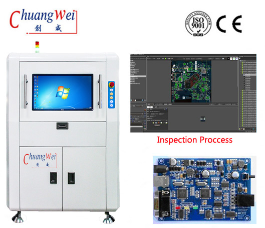 High Resolution for Automated Optical Inspection,CW-D586