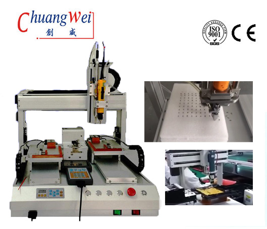 PLC+TP Control Assembly Screw Tightening Supplier China,CWLS-1B