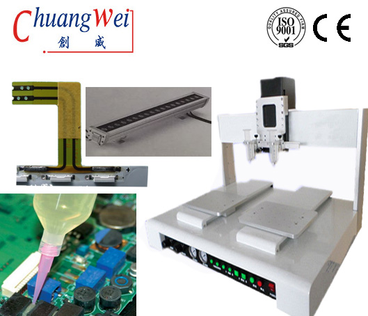 Patent CWDM- Glue Dispensing Machine,Smt Glue Dispenser