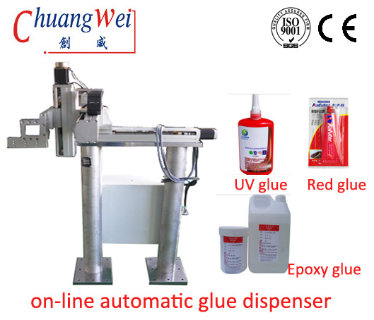 Gluing,Dispenser-Dispensing Machine Dispense,CW-F