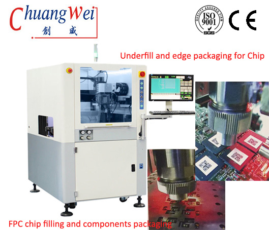 IPC Spray Coating Machine,Electrostatic Coating Machinery,CWCC-3L