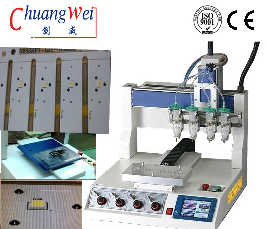 Customize Glue Dispensing Machine of Client's Demands,CWDJ-314