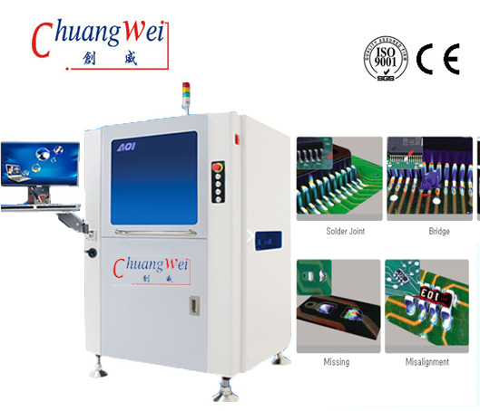 PCB AOI Machine,PCB Inspection Machine,CW-S810