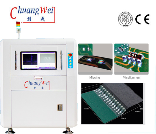 AOI Optical Testing Machine for PCB Solder Paste Printing,CW-A586​