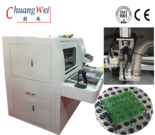 PCB Cutting Machine with PCB Router,CW-F01-S