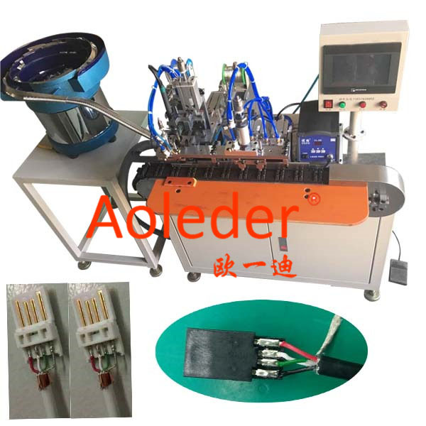 Fully Automatic Wire Bonding Machine,USB Welding Machine,CW-36