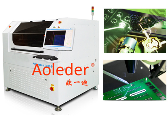Automated Laser Soldering Systems on pcb-soldering.com,CWLS-1A