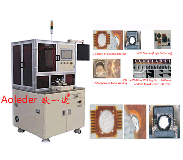 Fiber Laser Welding Machine,High Precision PCB FPC Soldering Machine,CWLS-B