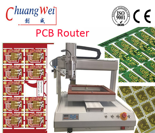 Pcb Depanelizer,Routing-Pcba Router for Pcb SMT,CWD-3A