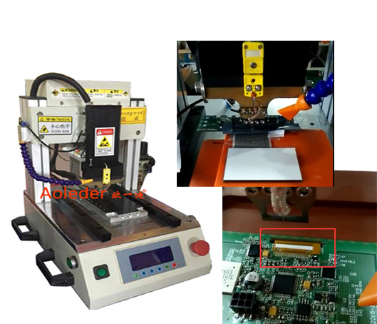 FPC to PCB Welding Machine In China,CWPP-1S