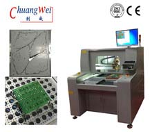 PCB Separator,Cutting MCPCB with Router Pcb Depanelizer,CW-F04