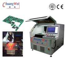 PCB Separators,FPC Flexible PCB Laser Cutting Machine,CWVC-5S