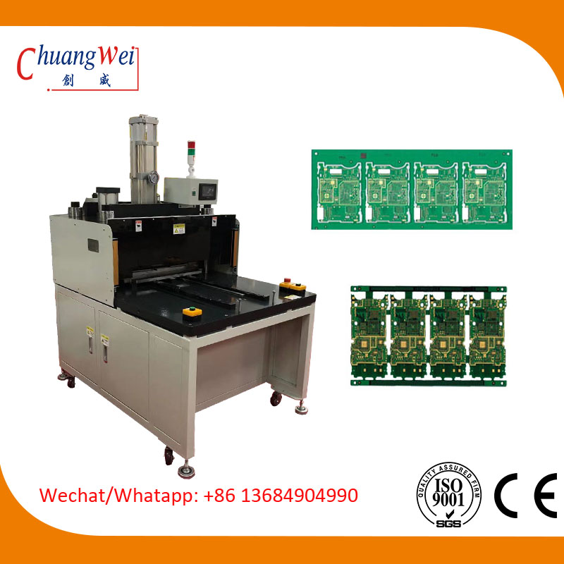 FPC PCB Punch Depanelizer PCB Punching Machine​