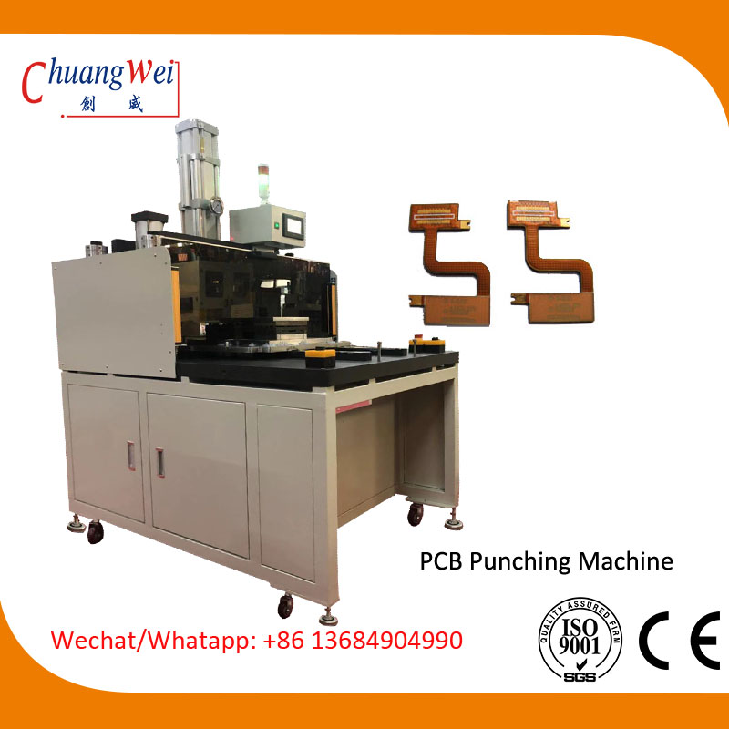 Automatic PCB Punching Machine ,PCBA Punch​ Equipment